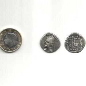 Dracma de Mitrídates III