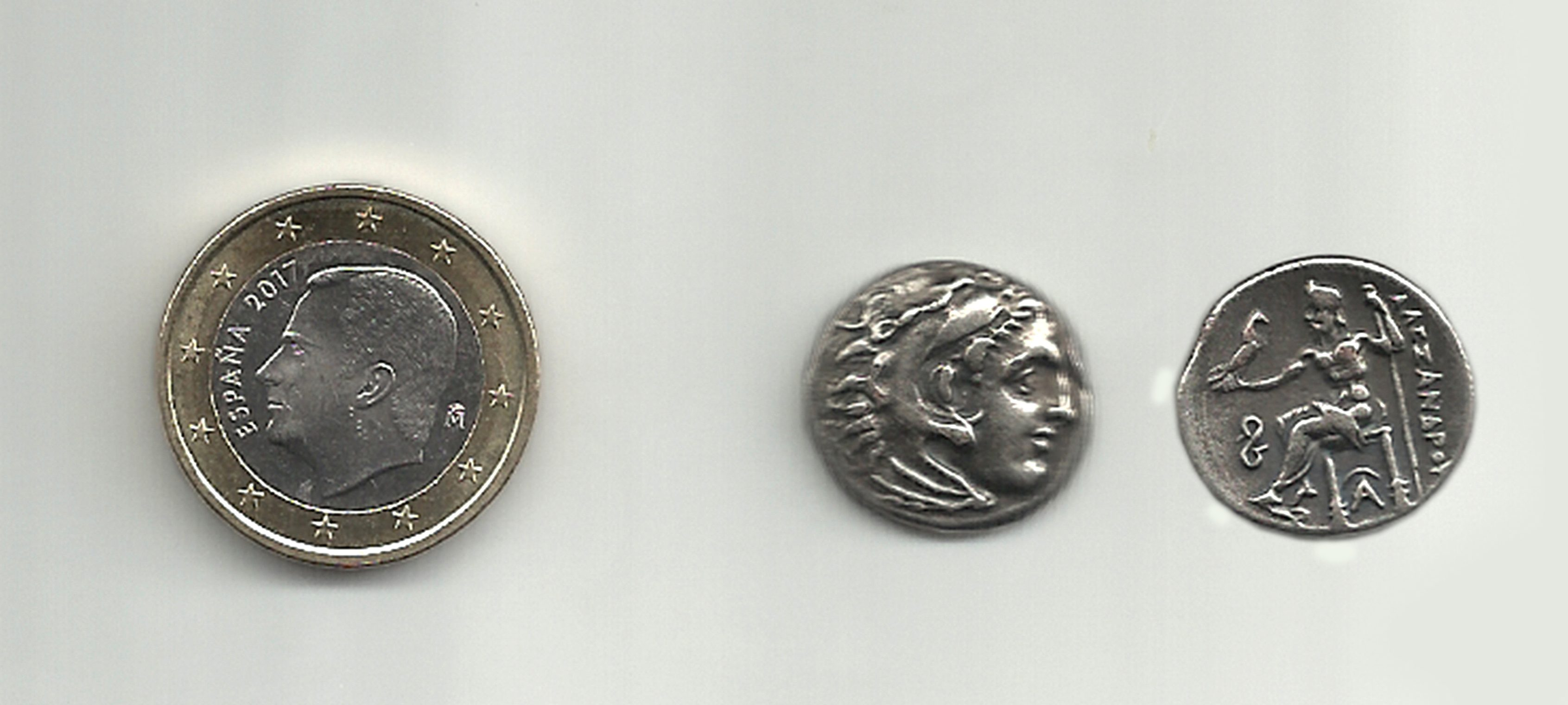 Dracma de Alejandro Magno
