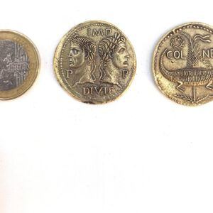 Dupondio de Agripa.