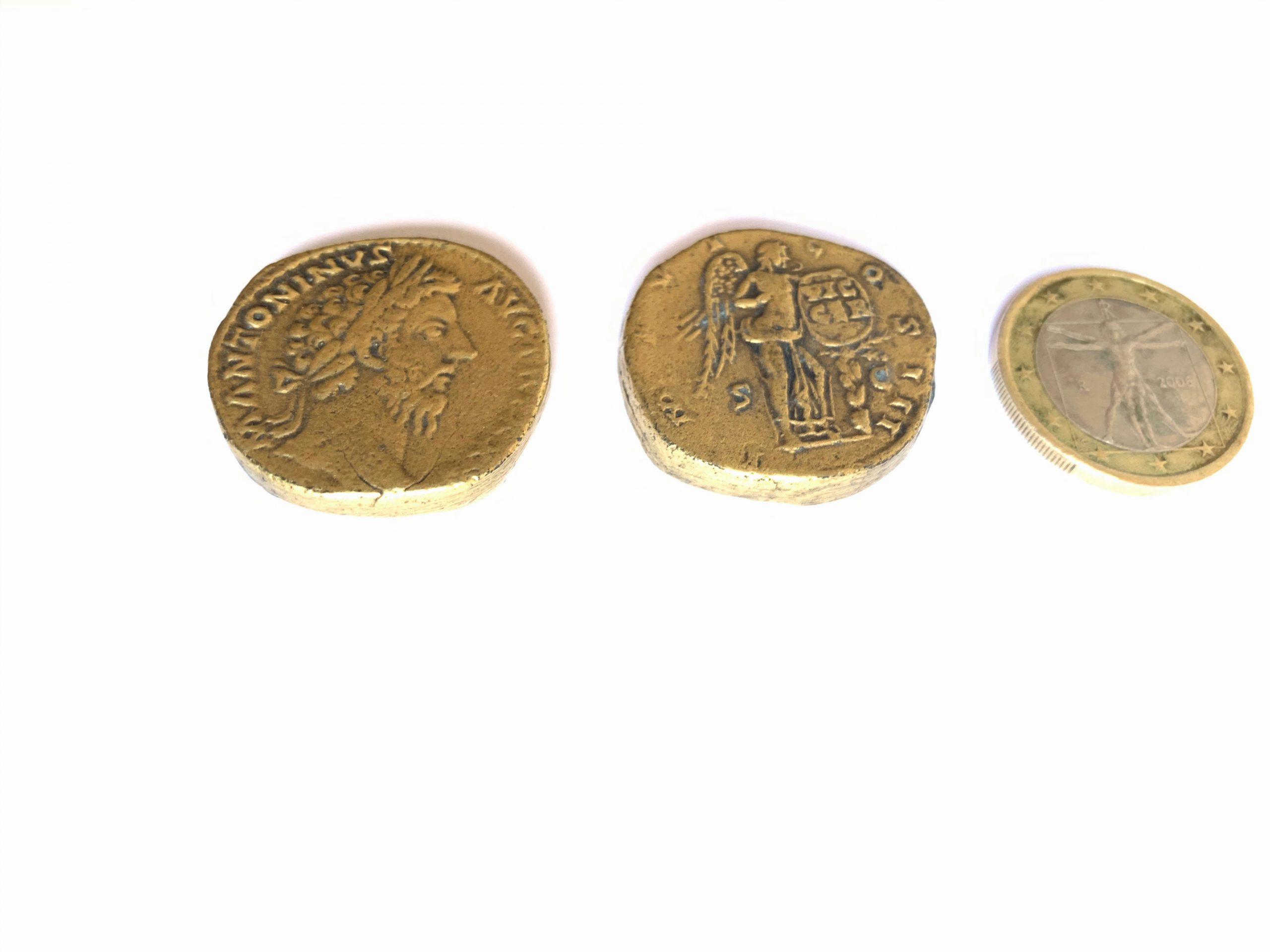 Sestercio Marco Aurelio