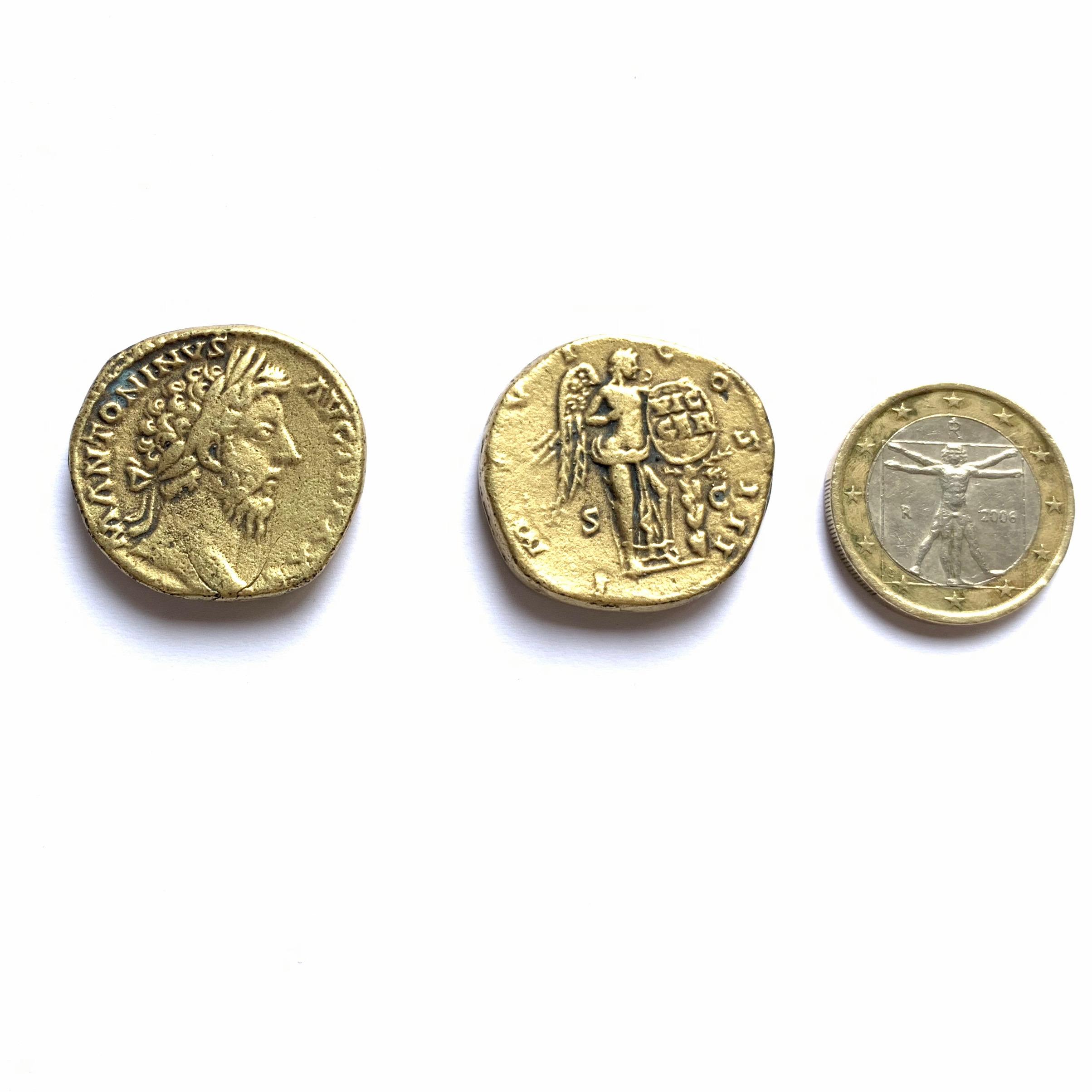 moneda Marco Aurelio