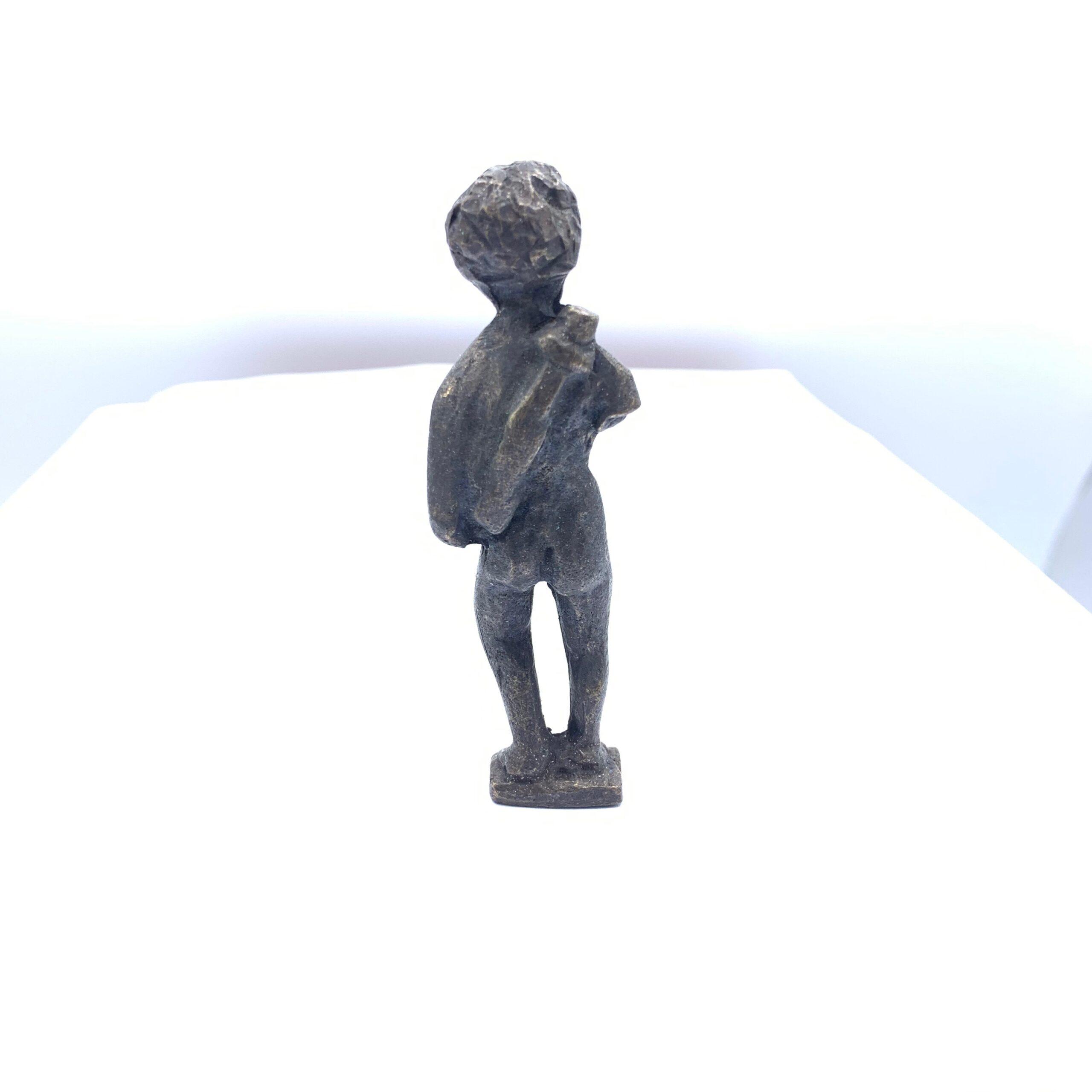 Joven romano o dios Apolo