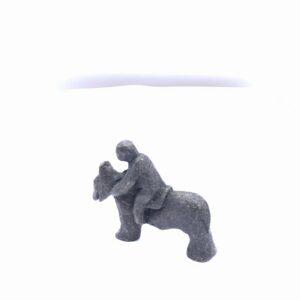caballo con jinete