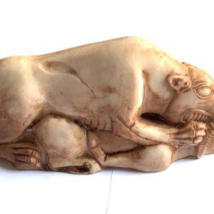 La leona de la Rambla.