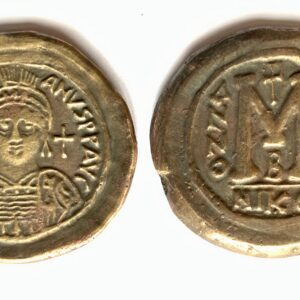 Follis de Justiniano