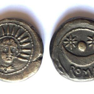 Uncia de Helios y Selene.