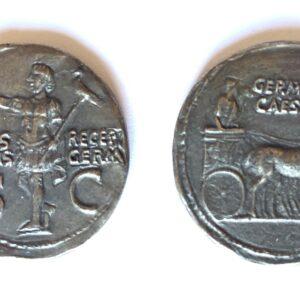 Dupondio de Germánico